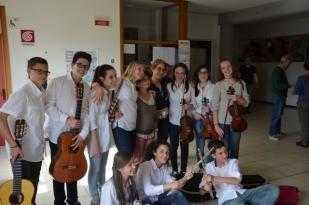 Ottimi risultati per gli studenti della Bonfigli al Concorso Nazionale Musicale Zangarelli 6