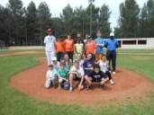 Gli studenti corcianesi praticano il Baseball grazie al progetto del gruppo sportivo 5