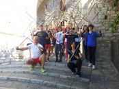 Ultimo giorno di scuola per la Bonfigli all'insegna dello sport con Nordic e Orienteering 6