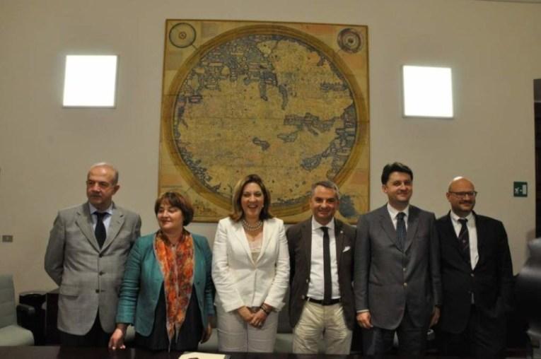 Giunta Marini-bis, ecco i nuovi assessori regionali dell'Umbria 2