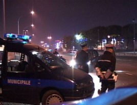 Polizia controlli