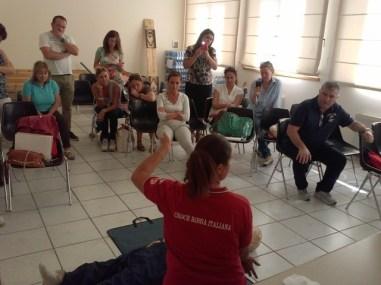 Gli insegnanti della Bonfigli oggi sono più preparati per le emergenze sanitarie 2
