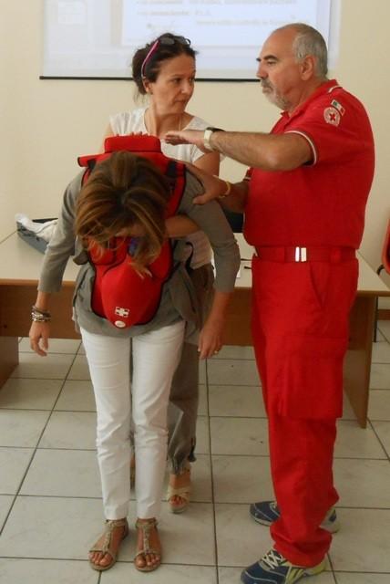 Gli insegnanti della Bonfigli oggi sono più preparati per le emergenze sanitarie 6