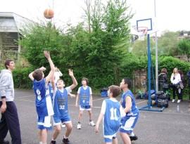 basket pallacanestro ellera ragazzi