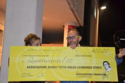 """Elleran'do, consegnato il premio L'Unanuova a Leonardo Cenci: """"Combattere il cancro si può"""" 6"""