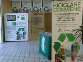 ambiente differenziata Riciclare conviene rifiuti cronaca