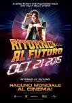 21 ottobre 2015 Ritorno al Futuro Day: le proiezioni al cinema The Space