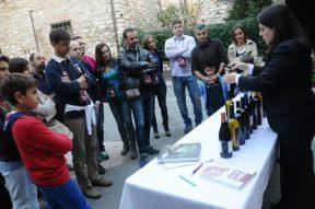 Corciano Castello di Vino entra nel vivo, ieri l'inaugurazione oggi parte il weekend 2