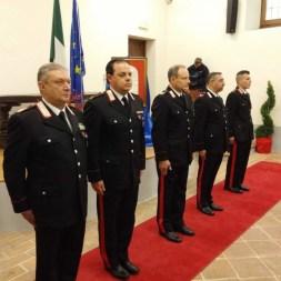 Encomio per i carabinieri di Corciano, la cerimonia nella festa della Virgo Fidelis 13