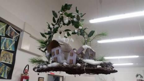Natale: alla scuola primaria di Corciano laboratori per realizzare addobbi e lavoretti 10
