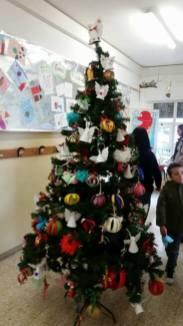 Natale: alla scuola primaria di Corciano laboratori per realizzare addobbi e lavoretti 13