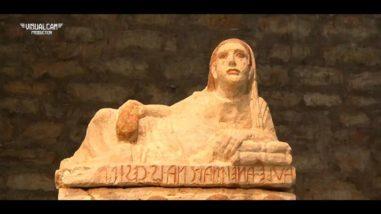 """""""Gli Etruschi di San Mariano"""", domani la proiezione del documentario 6"""
