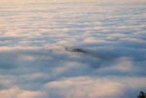 Umbria nella nebbia, anche Corciano 'immersa': da mercoledì invece si abbassano le temperature 3