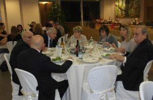 Il Credito Cooperativo Umbro saluta Antonio Marinelli durante la cena degli auguri 3