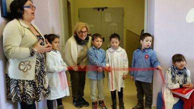 bambini biblioteca genitori scuola cronaca ellera-chiugiana