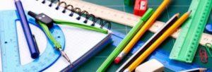 scuola matite