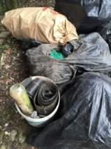 colle della trinità discarica discarica abusiva ecologia gesenu guadia ecologica immondizia spazzatura corciano-centro glocal