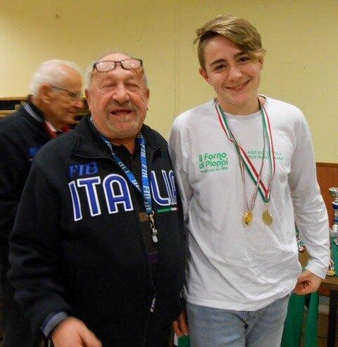 """Grande festa per il Progetto """"Bocce a Scuola"""": premiati gli alunni della """"Bonfigli"""" di Mantignana 3"""