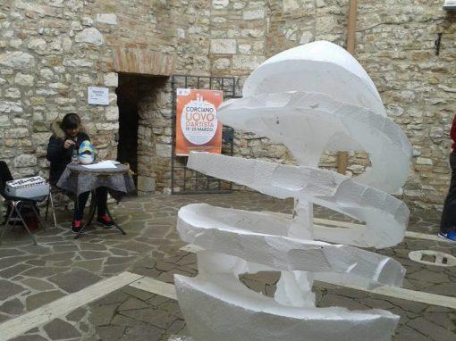 Un successo per 'Uovo d'artista', simbolo di vita e strumento di valorizzazione turistica 4