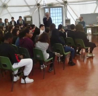 Gli studenti del Conservatorio di Perugia si esibiscono all'Istituto Benedetto Bonfigli 2