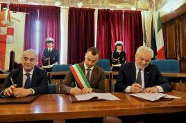 Uniti contro le infiltrazioni mafiose: firmato a Corciano il patto per la sicurezza 9