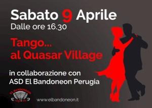 ASD El Bandoneon Perugia ballo gratuito lezioni quasar tango tango show corciano-centro ellera-chiugiana eventiecultura