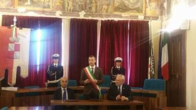 Uniti contro le infiltrazioni mafiose: firmato a Corciano il patto per la sicurezza 1