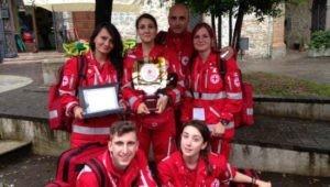 cri croce rossa primo soccorso volontariato cronaca