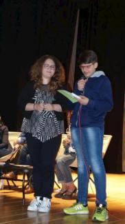 Premio 8 marzo: l'Istituto Benedetto Bonfigli partecipa con grande entusiasmo. Le classi vincitrici 4
