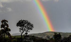 arcobaleno maltempo