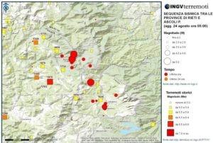 ingv terremoto