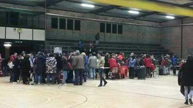 Sono quasi duecento i residenti delle zone terremotate di Norcia arrivati a Corciano 3