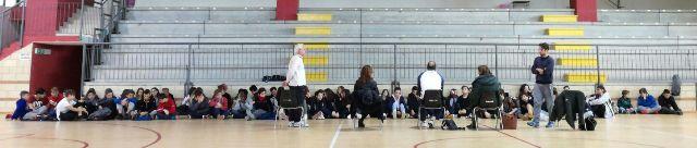 Gli allievi dell'Istituto Benedetto Bonfigli incontrano il Campione Paralimpico Ubaldo Cecilioni 3