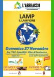 """Associazione l'abbraccio: domenica 27 lo spettacolo per ragazzi """"Lamp il lampione"""""""
