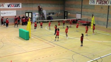 Serenità e divertimento alla festa di Natale della San Mariano Volley 4