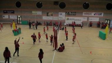 Serenità e divertimento alla festa di Natale della San Mariano Volley 3