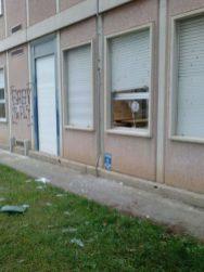 furto ladri scuola vandali corciano-centro cronaca san-mariano