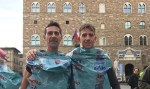 Due corcianesi alla Maratona di Firenze: 42 chilometri fra le bellezze del capoluogo Toscano