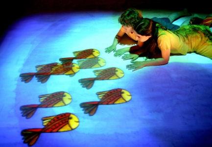 bambini famiglie il giardino dipinto kurdistan saeed spettacolo corciano-centro solomeo