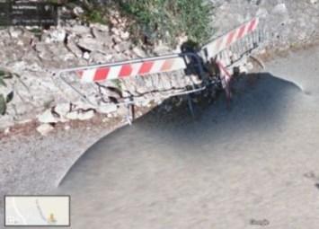 automobilisti buche cantiere denuncia lavori strade cronaca ellera-chiugiana