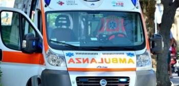 feriti incidente stradale mantignana polizia municipale vigili del fuoco cronaca mantignana
