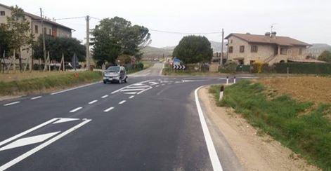 migiana perugia. provincia strade svincolo viabilità cronaca migiana