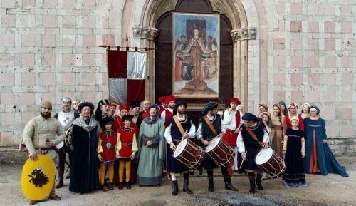 agosto corcianese brindisi corciano festival corteo storico scamiciata di fasano tradizioni corciano-centro eventiecultura