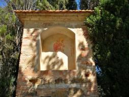 arte edicola sacra furto ladri napoleone cronaca solomeo