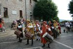 Domenica al Corciano Festival: torneo dei tamburini, mostre, musica e il buon cibo della Taverna