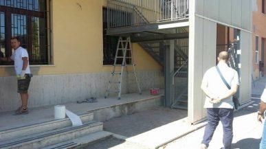 Conclusi lavori scuola di Mantignana, mancano solo piccoli ritocchi 1