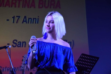 Cantagiro concorso musica Nocera Umbra cronaca san-mariano