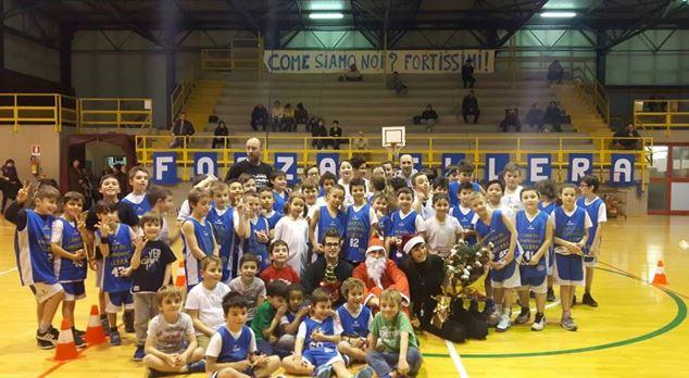 Basket: riparte l'attività della Pallacanestro Ellera, dai pulcini in su le squadre sono pronte al campionato 3