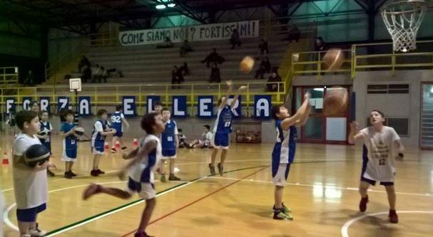 Basket: riparte l'attività della Pallacanestro Ellera, dai pulcini in su le squadre sono pronte al campionato 1