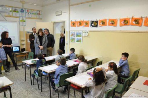 La Presidente Marini alla riconsegna delle scuole corcianesi dopo i lavori costati oltre 410 mila euro 17